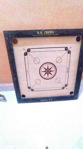 New big carrom board