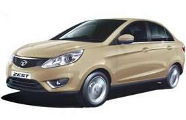 Tata Zest  2016 Diesel Well Maintained Time to time service changed
