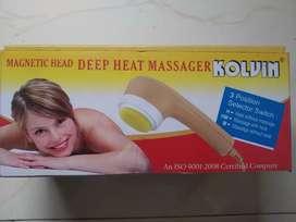 Kolvin Deap heat massager