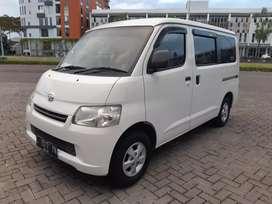 Daihatsu Grandmax, thn 2015, 1.3 tipe D face to face, putih