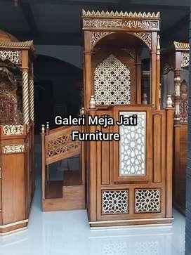 Mimbar masjid nois E789 talk