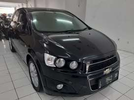 Chevrolet  aveo lt at matic 2012 - nego