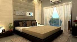 Beautiful Seaview 2 and 3bhk flats in south GOA