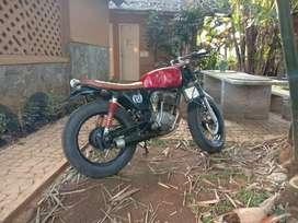 Japstyle basic megapro vintage bigbike looks