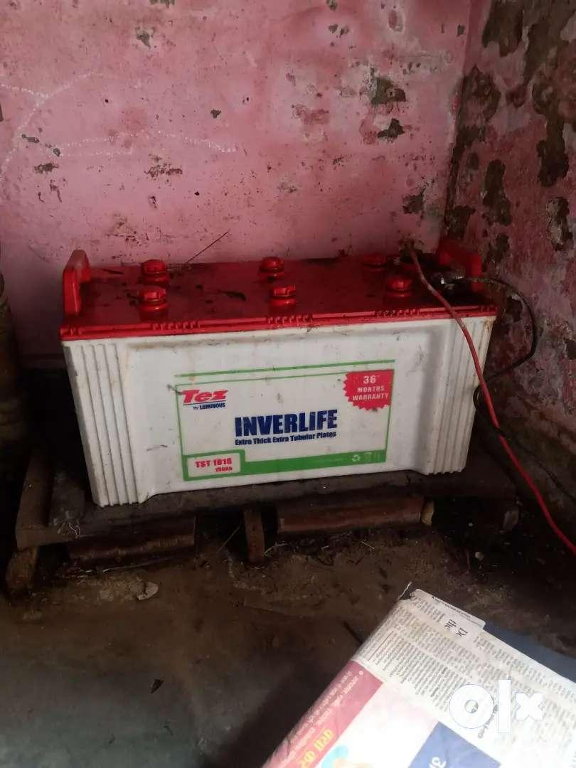Battery inverter