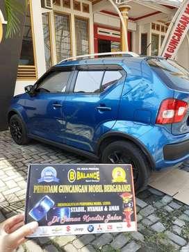 Mobil Butuh BALANCE Damper untuk Buat KENYAMANAN di Jalan Jelek