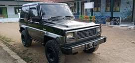 Feroza tahun 95 pajak panjang TT/BT mobil Kluarga