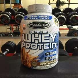 MT Premium Whey Protein Plus 5 lb lbs MuscleTech
