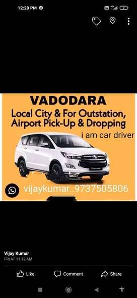 I am car driver... gotri road,Vadodara