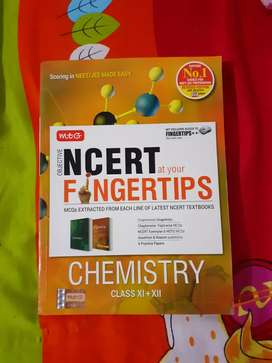 Objective NCERT at your fingertips.CHEMISTRY