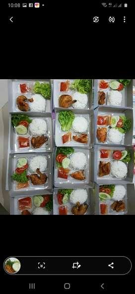Terima Pesanan nasi Kotak