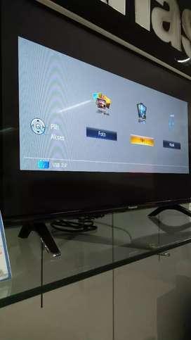 Panasonic LED 32/ Bisa cicil tanpa kartu credit