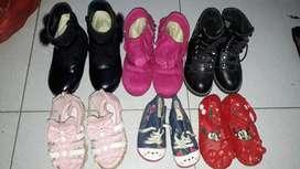sepatu anak2 size bayi,26,27,29,29,30