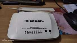 DIGOSOL Broadband Router With Usb Port