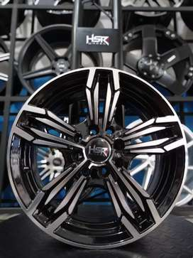 HSR WHEEL Merkin Ring 15 H8(100/114,3) Bisa Home Kredit