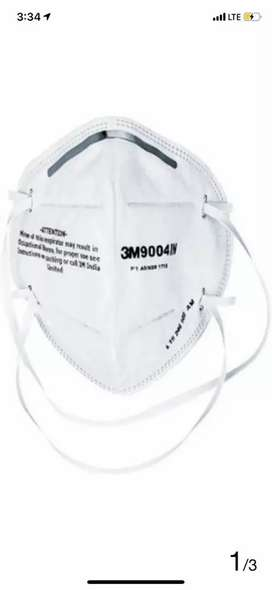 3M MASK N9004IN  AVAILABLE