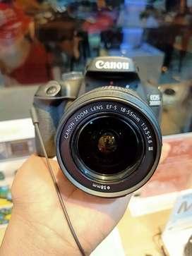 canon eos 3000D,bisa kredit tanpa jaminan
