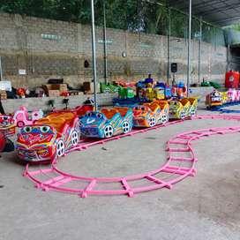 pabrik odong odong ND mini coaster rel lantai