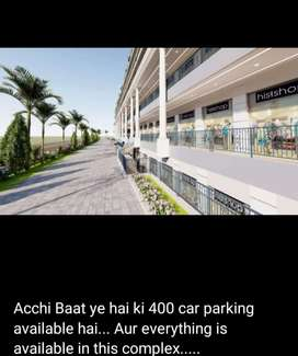 Shops is available for Sale in Jagat Farm Greater Noida only in 16 lac