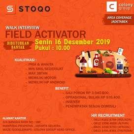 Marketing Stoqo (Sembako Online)