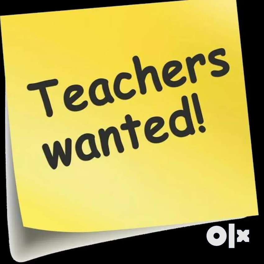 Teachers wanted Eng Med Sec School of corporarion