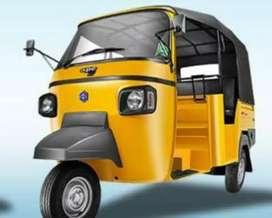 Passenger auto on rental basis