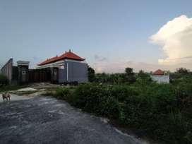 tanah di kutuh kampial,lingkungan villa dan perumahan,dkt jalan utama