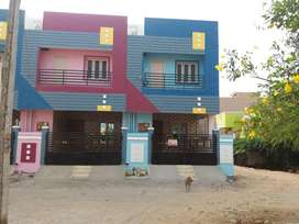 3 bhk duplex house for sale 1 km from busstop