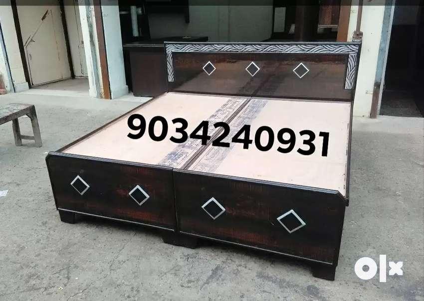 Sanmica double bed 903424O931 0