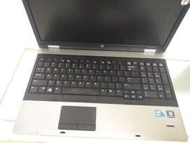 "Numeric 15.6"" Hp probook Laptop i5/4/320 Good battery"
