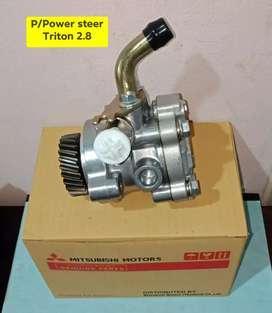 SPARE PART MOBIL MURAH JOGJA   Pompa Power Steering Triton 28