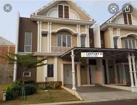 Dijual rumah bagus di Jakarta Garden City dalam Cluster