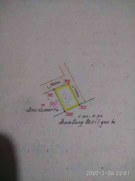 Tanah di Pusat Kota Klaten