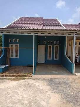 Rumah di jual bangunan baru