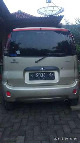 Hyundai Atoz 2001 pajak 770rb