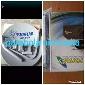Hak milik parabola mini ninmedia