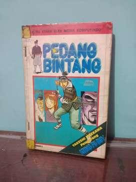 Komik PEDANG BINTANG (Takeshi Maekawa) 1 Komik Tamat.