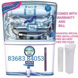 OFFER of the month on AQUA RO UV UF TDS with FREE INSTALLATION