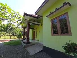 Rumah murah plus tanah Luas dekat Bandara