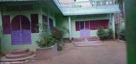 House at raighar nataji nagar lane 1 km from main road