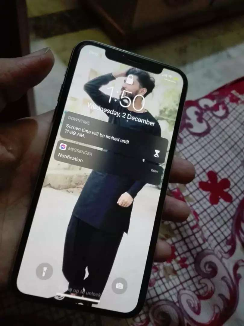 Iphone x white color