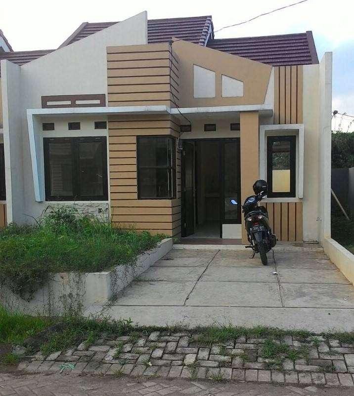 dijual rumah type 42 89 lokasi strategis di perumahan permata cibubur