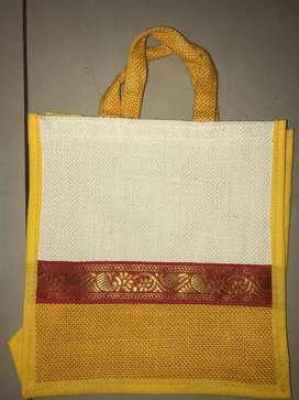 Jute bag for sale