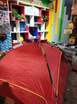 Trekking and camping tent available for sale and rent both ...