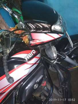 My bike is in good condition