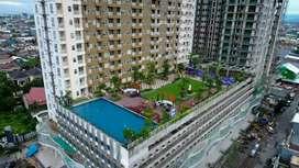 Di Jual Unit Studio Apartment VidaView, lantai 8 Menghadap Kolam