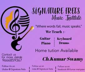 Signaturefrets Music Institute