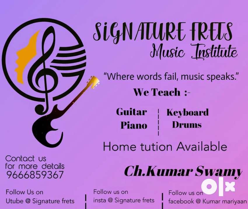 Signaturefrets Music Institute 0