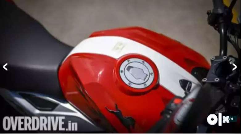 Brand New Tvs Apache 160 4v 0