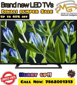 """Latest 32"""" Normal Full HD LED TV 